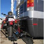 Picture of Blue Ox Motorcycle Carrier